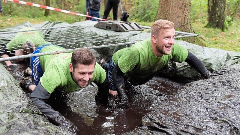 """Pressebericht DK: Hindernislauf """"Immer-Extrem"""" geht in die nächste Runde"""