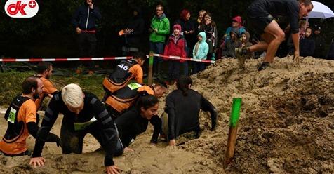 DK: Spaß steht bei Hindernislauf in Ganderkesee-Immer im Vordergrund