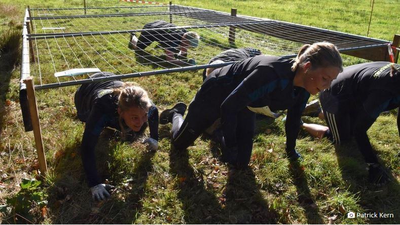 DK: Extrem-Hindernislauf in Ganderkesee bringt Läufer an ihre Grenzen